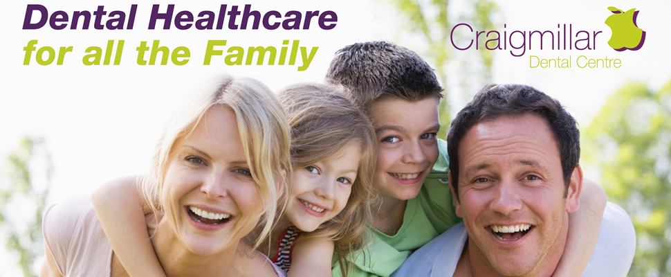 Craigmillar Dental Centre - Dental Healthcare For All The Family